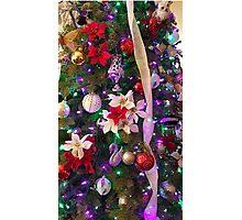 Christmas Decor  Photographic Print