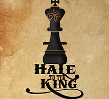 Hale to the King, Baby by oldcoyote