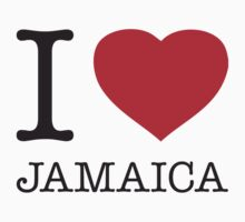 I ♥ JAMAICA by eyesblau