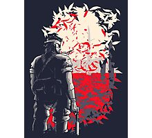 Big Boss (for dark backgrounds) Photographic Print