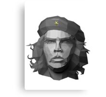 Che Guevara - Geometric Art Canvas Print