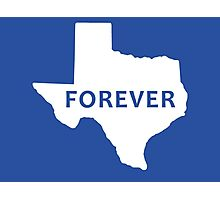 Texas Forever Six – Friday Night Lights Photographic Print