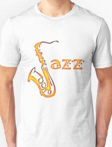 Jazz Time3 Unisex T-Shirt