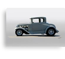 1931 Ford 'Tight A' Coupe Canvas Print