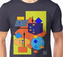 """Algorithmically""© Unisex T-Shirt"