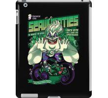 Seawheaties - Each Bite Will Leave You Speechless iPad Case/Skin