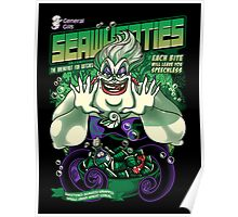 Seawheaties - Each Bite Will Leave You Speechless Poster