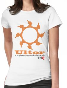 Ultor corporation Womens Fitted T-Shirt