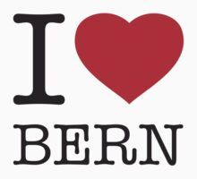 I ♥ BERN by eyesblau