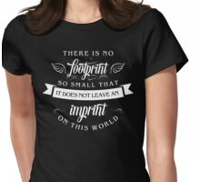 My Angel In Heaven Womens Fitted T-Shirt