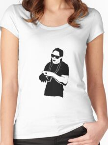 Lil Wayne Women's Fitted Scoop T-Shirt
