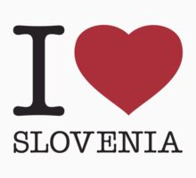 I ♥ SLOVENIA by eyesblau
