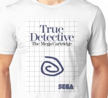 True Detective - Master System Box Art Unisex T-Shirt