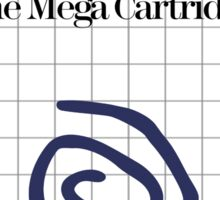 True Detective - Master System Box Art Sticker