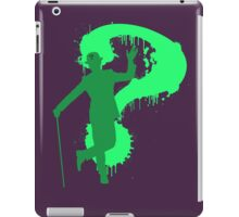 Riddle Me This... - Batman iPad Case/Skin