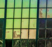 Rainbow Panes by Steve Walser