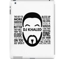 DJ Khaled iPad Case/Skin