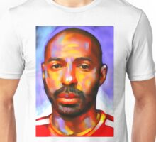 Football legend - Thierry Henry Unisex T-Shirt
