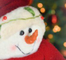 Frosty Christmas 2 Sticker