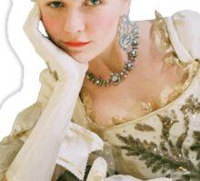 Marie Antoinette Sticker