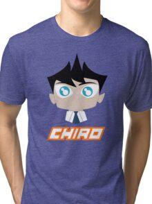 SRMTHFG: Chiro (Normal Mode) Tri-blend T-Shirt