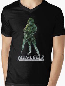 Sniper Wolf Mens V-Neck T-Shirt