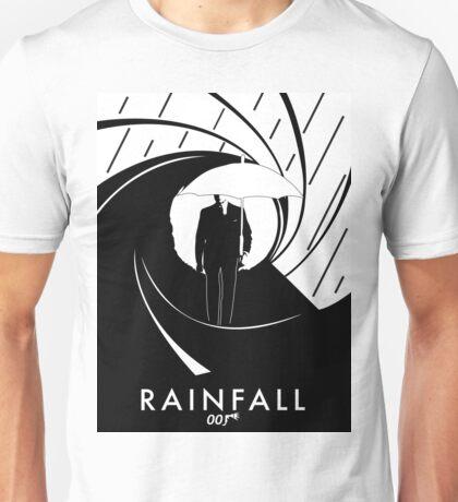 Rainfall Skyfall 007 Unisex T-Shirt