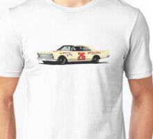 1966 Junior Johnson Ford Galaxie Unisex T-Shirt