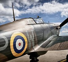 Hurricane by Mark Sykes