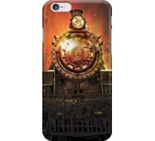 Engine No. 97 iPhone Case/Skin