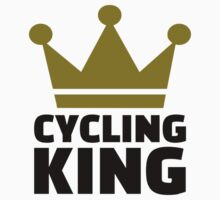 Cycling king champion by Designzz