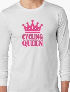 Cycling queen champion T-Shirt