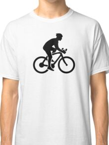 Mountainbike cycling Classic T-Shirt
