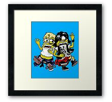 A Most Despicable Adventure! Framed Print