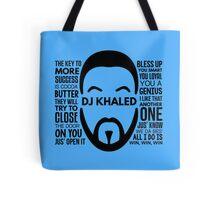 DJ Khaled Tote Bag