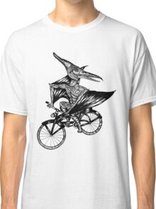 Pterosaur Bicycle Classic T-Shirt