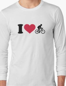 I love bike cycling T-Shirt