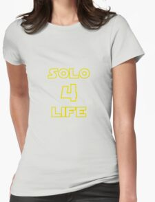 Solo 4 Life Womens Fitted T-Shirt