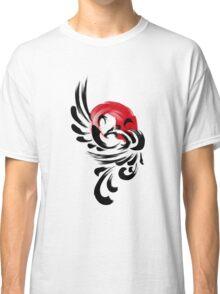 Brush Phoenix Rising  Classic T-Shirt