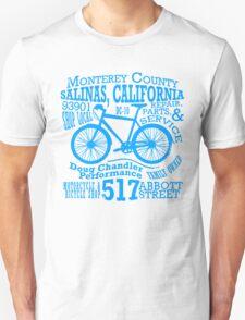 Doug Chandler Performance (Blue) T-Shirt
