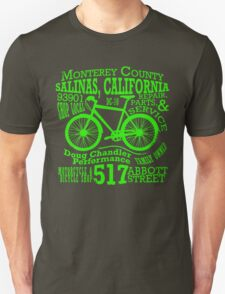 Doug Chandler Performance (Green) T-Shirt
