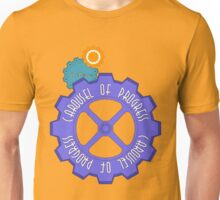 Carousel of Progress Unisex T-Shirt