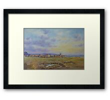 Cley Mill, Cley-Next-To-Sea, Norfolk Framed Print