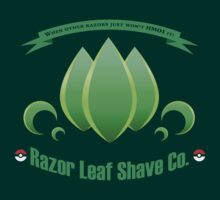 Razor Leaf Shave Co. by PPWGD
