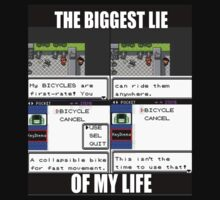 Biggest Lie In Pokemon by TheBipolarGod