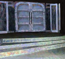 Locked Stage by RC deWinter