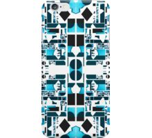 Fallen shapes iPhone Case/Skin