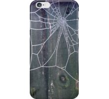 Frosty Spiderweb Phone Case iPhone Case/Skin