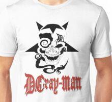 D Gray Man logo Unisex T-Shirt