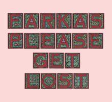 Farkas Please Get Lost One Piece - Short Sleeve